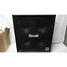 Krank Krankenstein 4x12 Guitar Cabinet