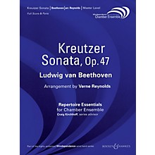 Boosey and Hawkes Kreutzer Sonata, Op. 47 Windependence Chamber Ensemble Series Composed by Ludwig van Beethoven