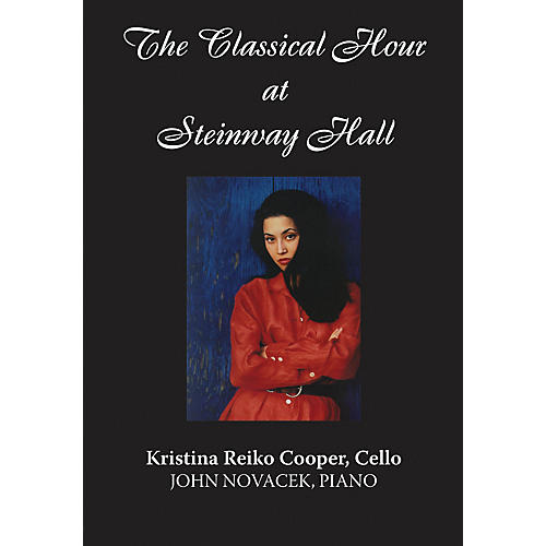 Amadeus Press Kristina Reiko Cooper (The Classical Hour at Steinway Hall) Amadeus Series DVD by Kristina Reiko Cooper