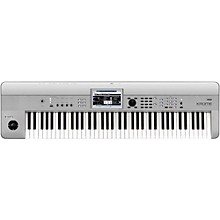 Korg Krome 73 Limited Edition Platinum Keyboard Workstation