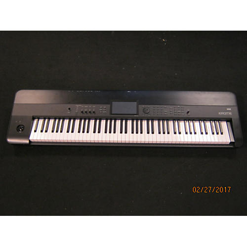 Korg Krome 88 Key Keyboard Workstation