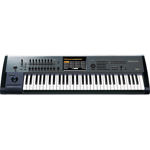 Korg Kronos 61 Keyboard Workstation