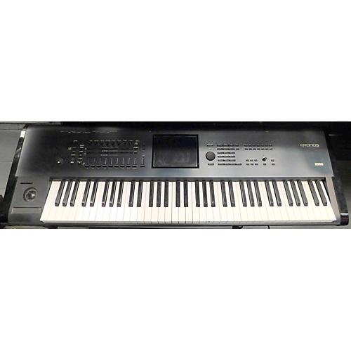 Korg Kronos Workstation Keyboard : used korg kronos 73 key keyboard workstation guitar center ~ Hamham.info Haus und Dekorationen