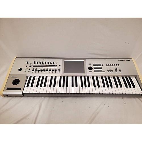 Korg Kronos X61 Titanium Limited Edition 61 Key Keyboard Workstation