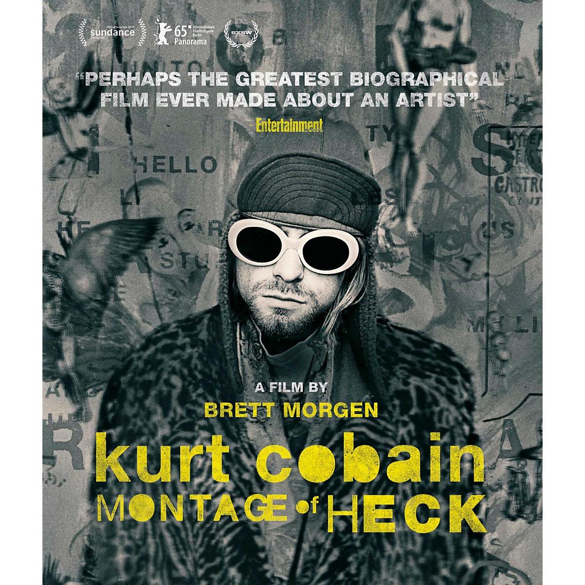 Universal Music Group Kurt Cobain - Montage Of Heck  Blu-Ray