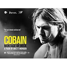 Universal Music Group Kurt Cobain - Montage Of Heck  DVD