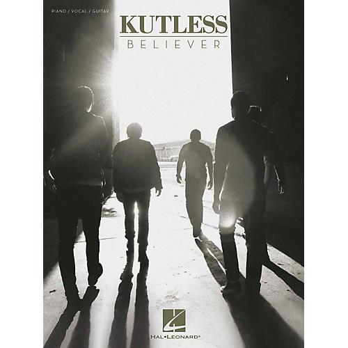 Hal Leonard Kutless - Believer Piano/Vocal/Guitar Songbook