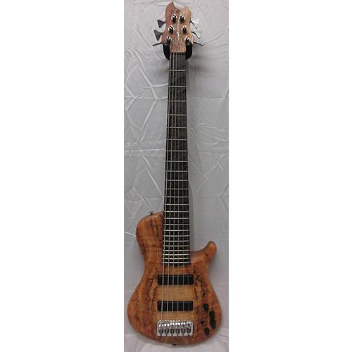Brubaker Kxb6 Custom Electric Bass Guitar