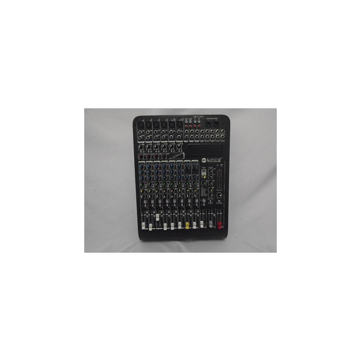 RCF L-pad 12 Unpowered Mixer