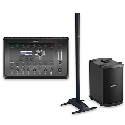 Bose L1 Model 1S System with B2 Bass Module and T8S Audio Engine