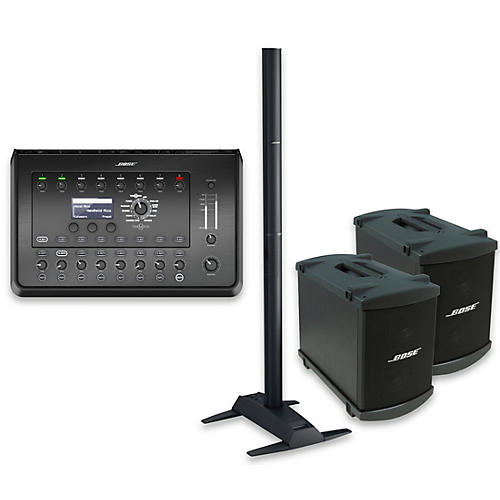 Bose L1 Model 1S System with Dual B1 Bass Module and T8S Audio Engine