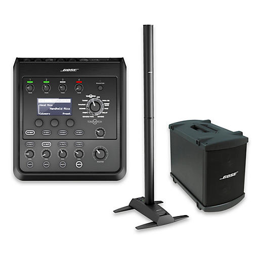 Bose L1 Model II System with Dual B1 Bass Modules and T4S Audio Engine