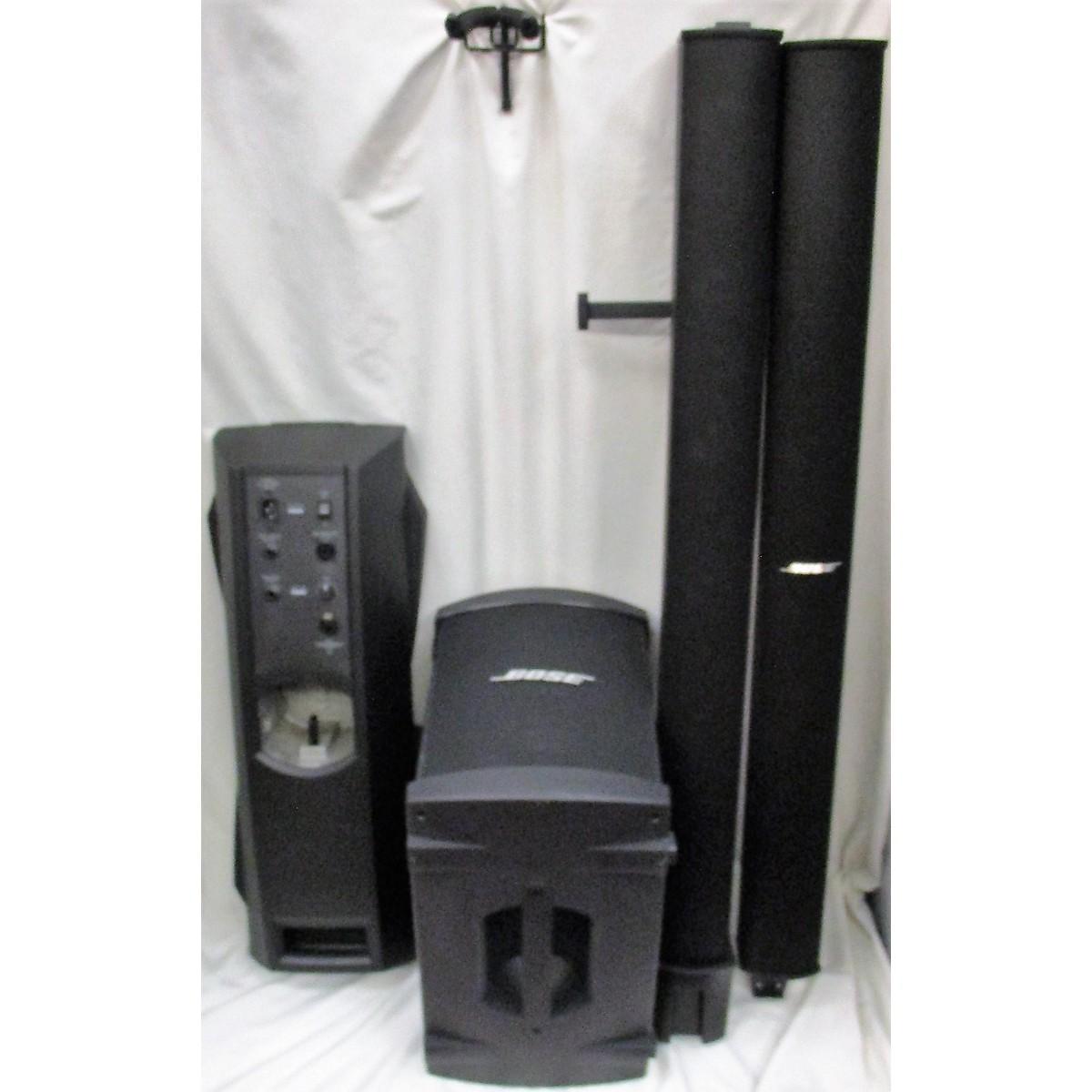 Bose L1 Model II With B1 Bass Module Powered Speaker