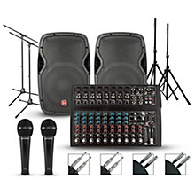 L1402FX Mixer with Harbinger VARI PA Package 12