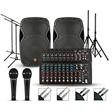L1402FX Mixer with Harbinger VARI PA Package 15