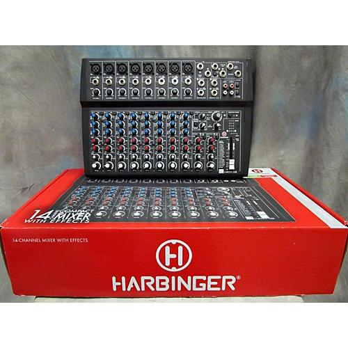 Harbinger L1402fx-usb Unpowered Mixer