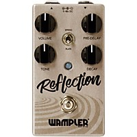 Deals on Wampler Reflection Reverb Effects Pedal