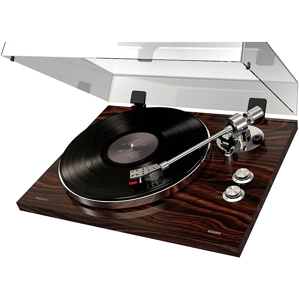 Ion Pro Bt500 Record Player 1500000215786