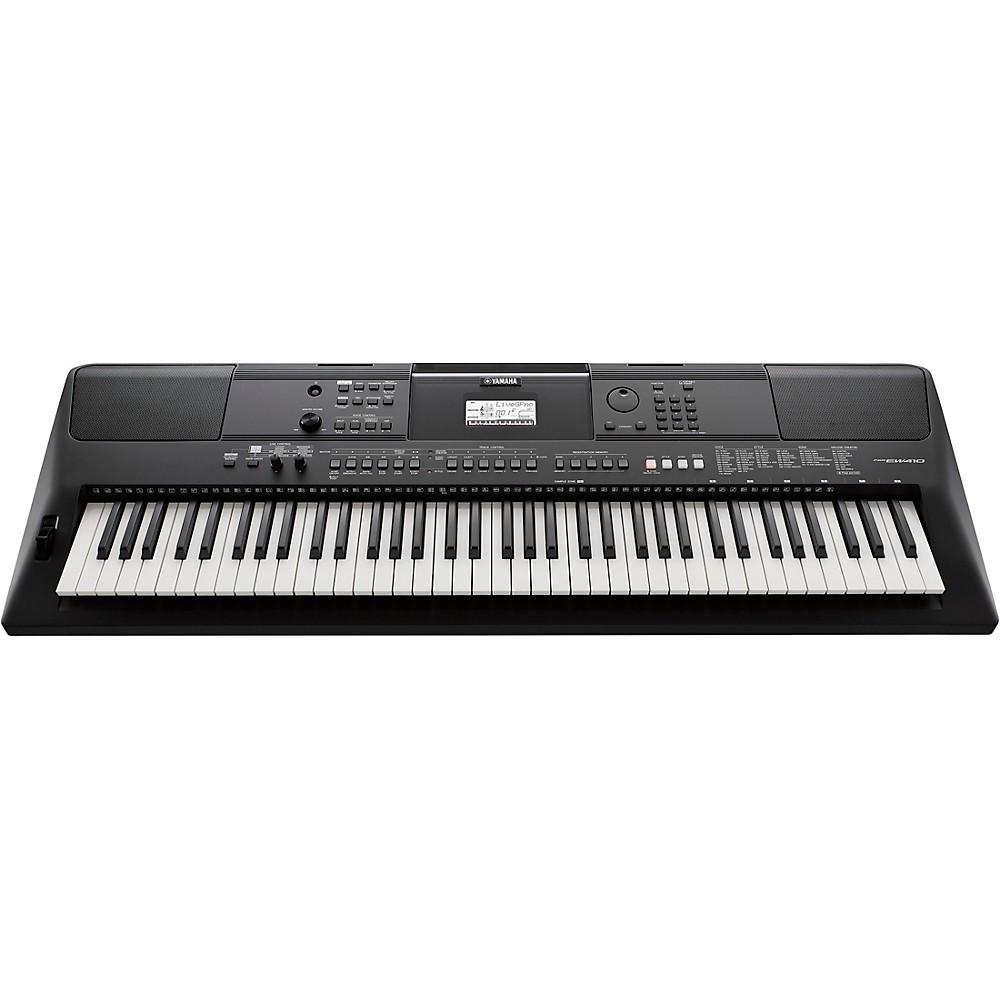 Yamaha Psr-Ew410 76-Key Portable Keyboard