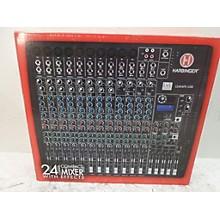 Harbinger L2404FX Unpowered Mixer