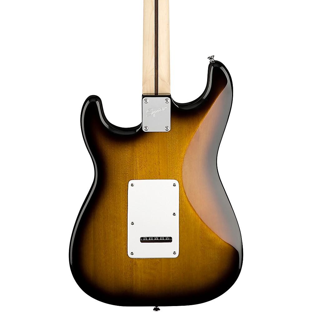 3. Fender Squier Stratocaster Bundle