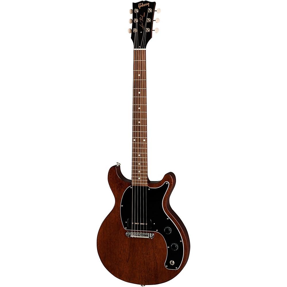 Gibson Les Paul Junior Tribute Dc 2019 Electric Guitar Worn Brown -  LPJDT19WBCH1