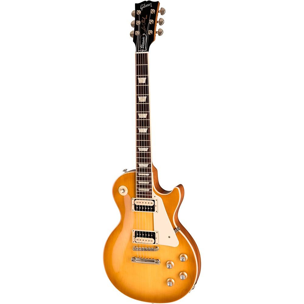 Gibson Les Paul Classic 2019 Electric Guitar Honey Burst -  LPCS19HBNH1