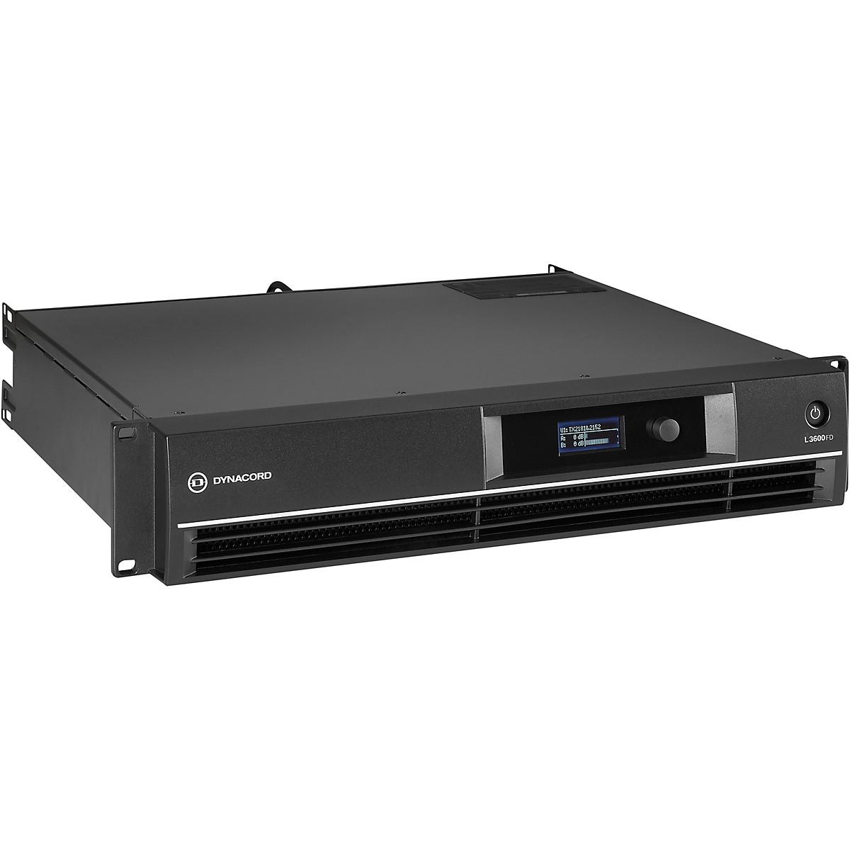 DYNACORD L3600FD DSP Power Amplifier