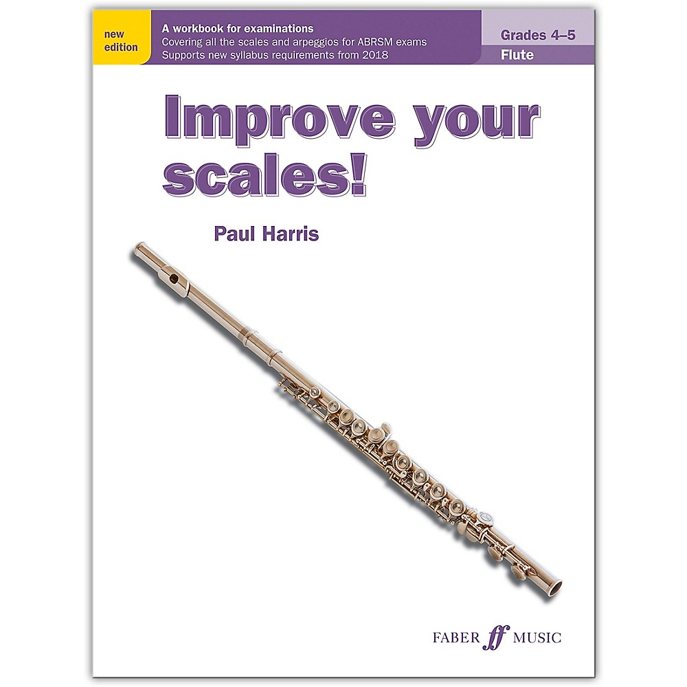 ISBN 9780571540518 product image for Faber Music Ltd Improve Your Scales! Flute, Grades 4-5 | upcitemdb.com