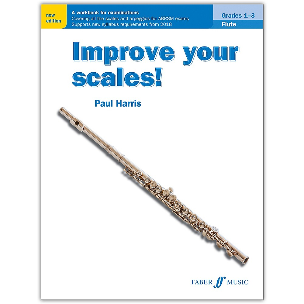 ISBN 9780571540501 product image for Faber Music Ltd Improve Your Scales! Flute, Grades 1-3 | upcitemdb.com
