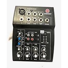 Harbinger L502 Powered Mixer