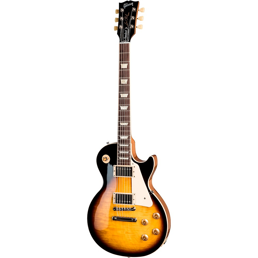 Gibson Les Paul Standard '50S Electric Guitar Tobacco Burst