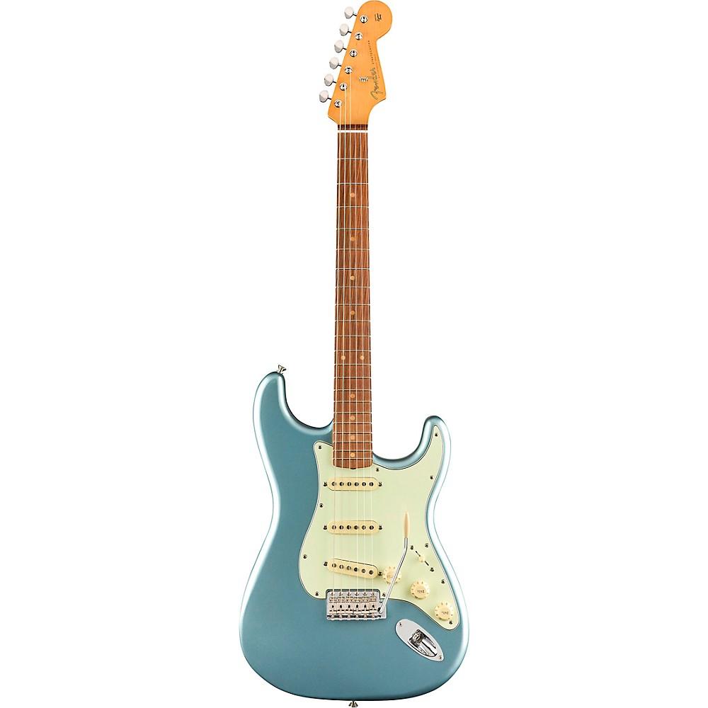 Fender Vintera '60S Stratocaster Electric Guitar Ice Blue Metallic