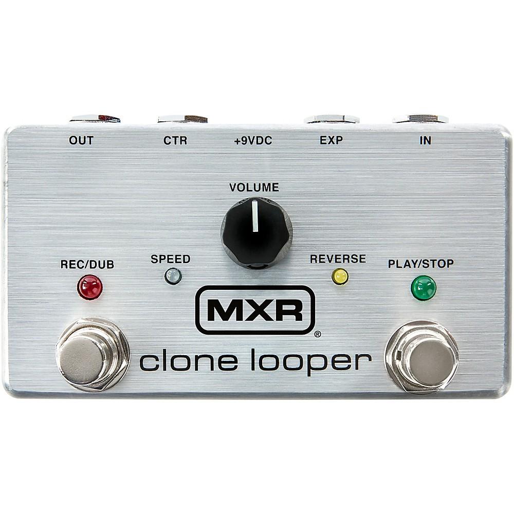 4. MXR Clone Looper Guitar Effects Pedal (M303)