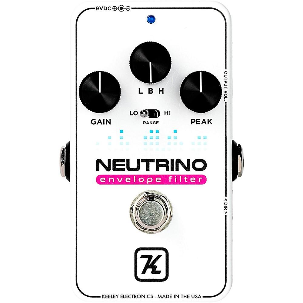 4. Keeley Neutrino V2 Envelope Filter Pedal