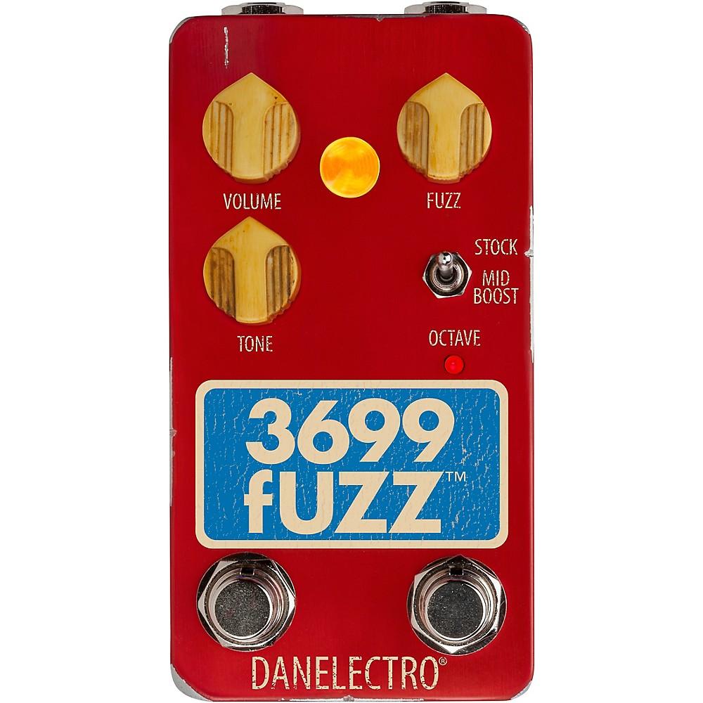 3. Danelectro 3699 Fuzz / Octaver