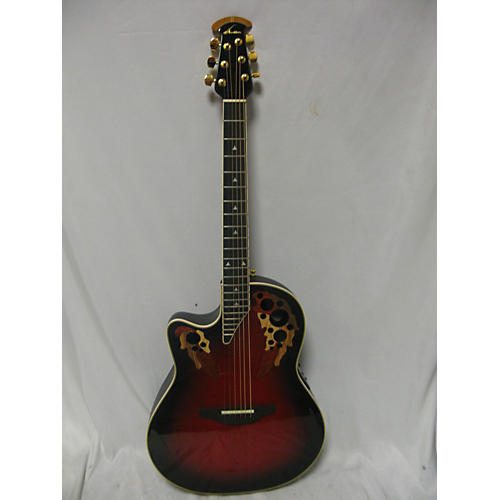 Ovation L778 Elite Acoustic Electric Guitar