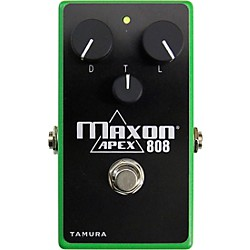 Maxon Apex808 Guitar Overdrive Pedal