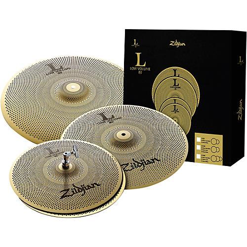 Zildjian L80 Series LV468 Low Volume Cymbal Box Pack