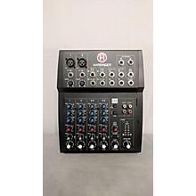 Harbinger L802 8 Channel Line Mixer