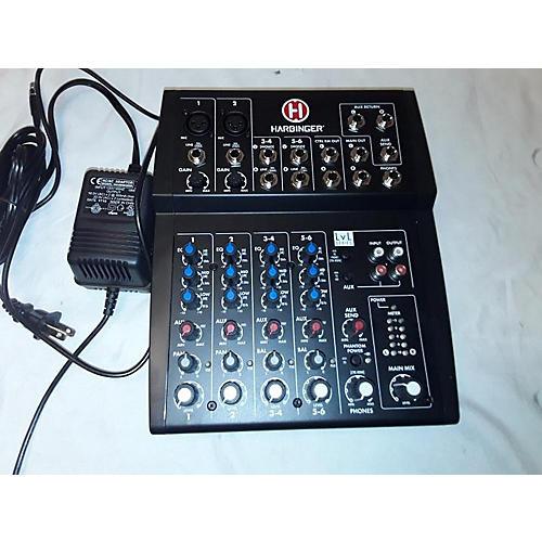 Harbinger L802 Line Mixer