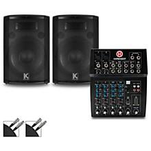 L802 Mixer and Kustom HiPAC Speakers 10
