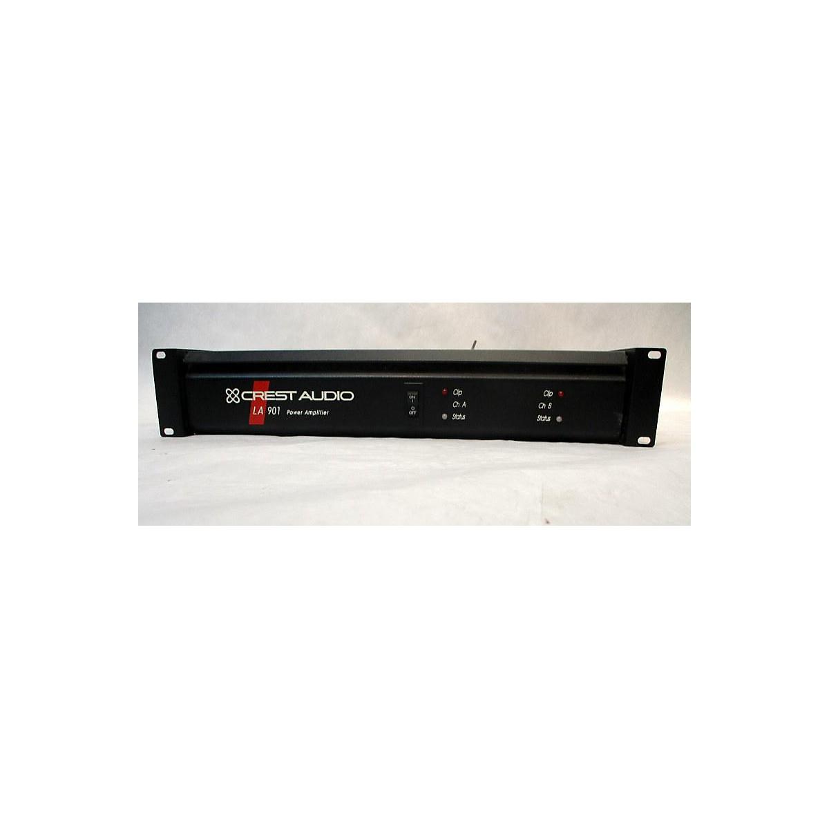 Crest Audio LA901 Power Amp