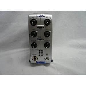 Pre-owned Lexicon LAMBDA Audio Interface by Lexicon