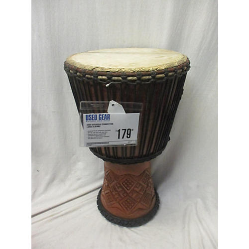 Overseas Connection LARGE Djembe