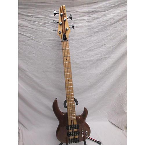 used carvin lb75 electric bass guitar walnut guitar center. Black Bedroom Furniture Sets. Home Design Ideas