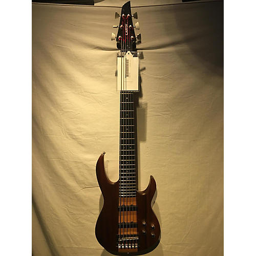 used carvin lb76 electric bass guitar natural guitar center. Black Bedroom Furniture Sets. Home Design Ideas