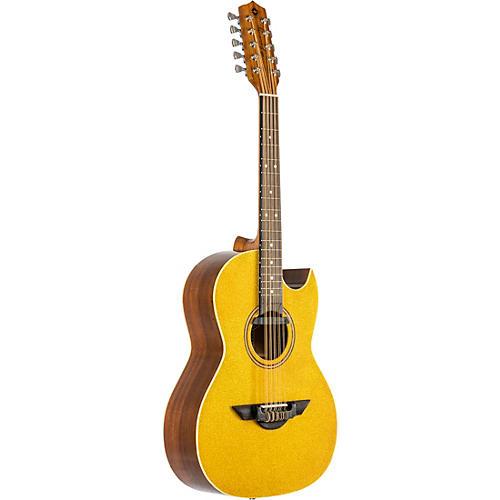 H. Jimenez LBQ1 Bajo Quinto Acoustic-Electric El Estandar Series
