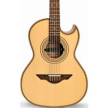 Musical Instruments & Gear Jimenez El Musico Lbq2nce 10 String Bajo Quinto Acoustic Electric Guitar New H