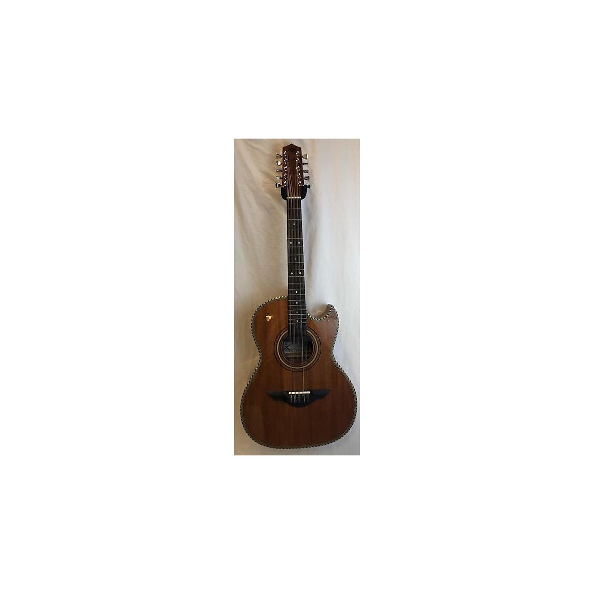 H. Jimenez LBQ1ENM 12 String Acoustic Electric Guitar